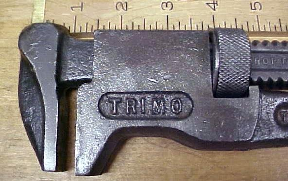 Trimont Trimo Adjustable Monkey Wrench 12 inch
