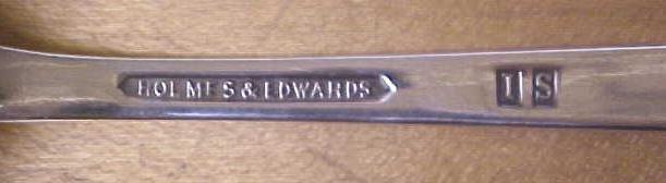 Holmes & Edwards Serving Fork Server Guest of Honor