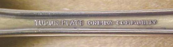 Oneida Ladle Server 7 inch Queen Bess 1946