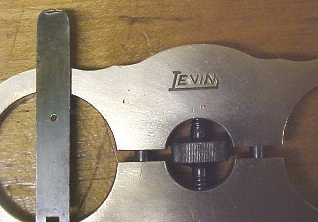 Levin Parallel Caliper Watch Repair