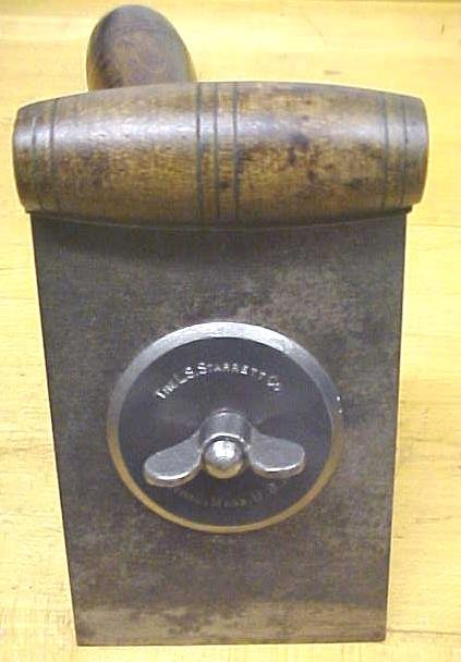 Starrett Hand Scraper No. 194 Adjustable Swivel Head