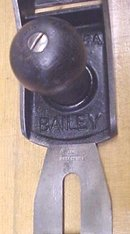 Stanley No 5 Jack Plane Smooth Type 17 WWII