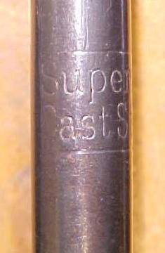 Superior Brace Auger Bit Set  Cast Steel