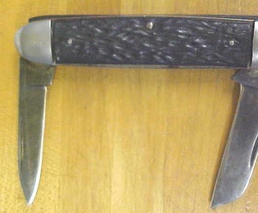 Imperial 3 Blade Pocket Pocket Knife U.S.A.