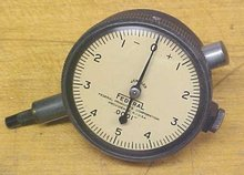 Federal Precision Dial Test Indicator .0001 inch C21