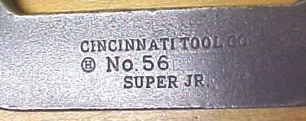 Cincinnati C-Clamp Super JR. No. 56 Deep Reach 2.5 inch