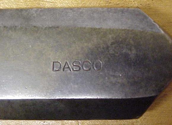 Dasco Chisel Socket Beveled 1.25 inch