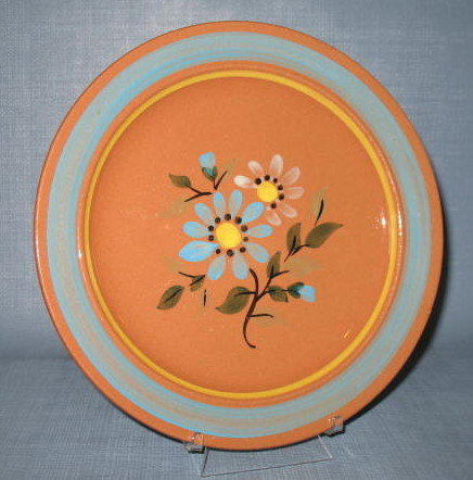 Stangl  Morning Blue dinner plate