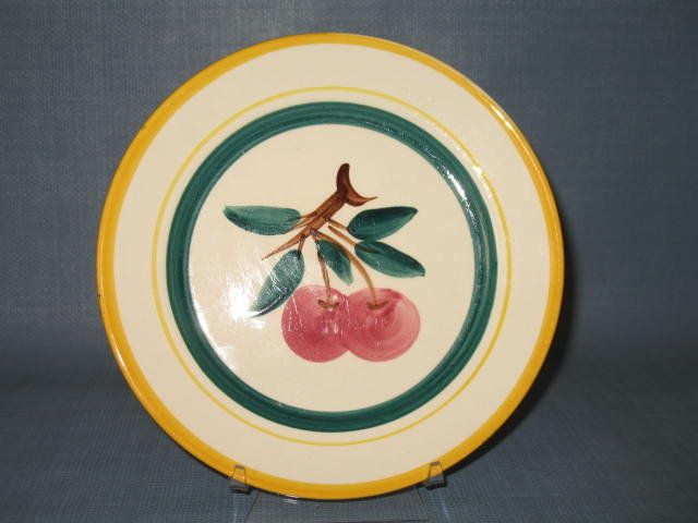 Stangl  Fruit 8 inch plate