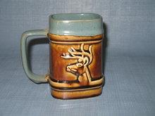 S. Ballard Vermont deer mug