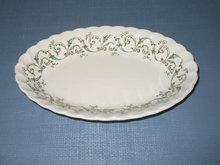 Johnson Brothers Minuet oval relish tray