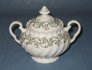 Johnson Brothers Minuet lidded sugar bowl