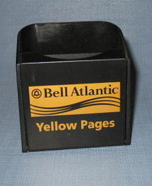 Bell Atlantic Yellow Pages desk caddy