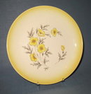 Homer Laughlin Buttercup dinner plate