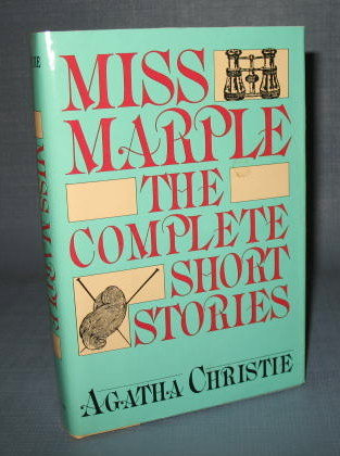 Miss Marple The Complete Short Stories by Agatha Christie