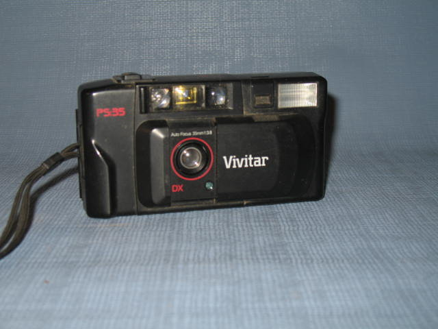 Vivitar PS:35 Auto Focus camera