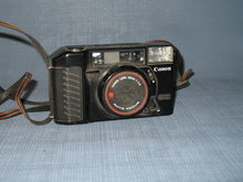 Canon Sure Shot Auto Focus camera