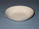 Salem China Silver Elegance fruit/dessert bowl