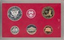 2002 S United States Mint Silver Proof Set