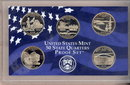 2005 S United States State Quarters Proof Set