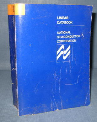1982 Linear Databook from National Semiconductor Corporation