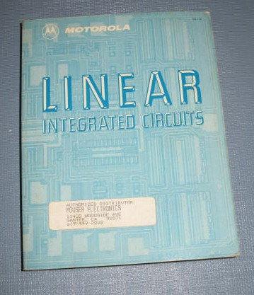 Motorola Linear Integrated Circuits