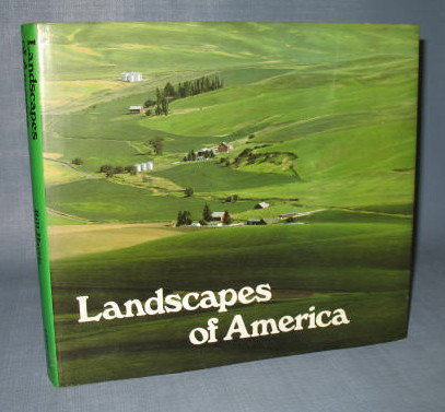 Landscapes of America, text by Bill Harris
