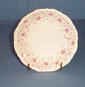 Mitterteich Bavaria Lady Claire 5 inch fruit bowl