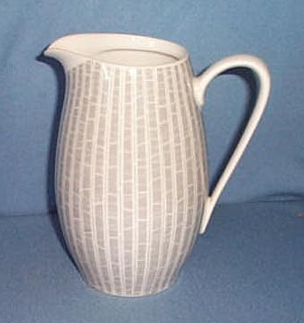 Winterling Roslau Bavaria pitcher