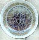 D'Arceau-Limoges Lafayette Legacy Collection Plate VI