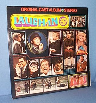 Rowan and Martin's Laugh-In '69 Original Cast Album