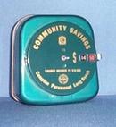 Community Savings metal bank, Compton, Paramount, Long Beach