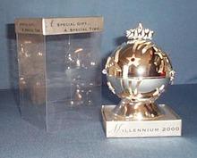Lenox Millenium 2000 Ornament
