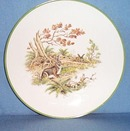 Bareuther Waldsassen Bavarian hares plate