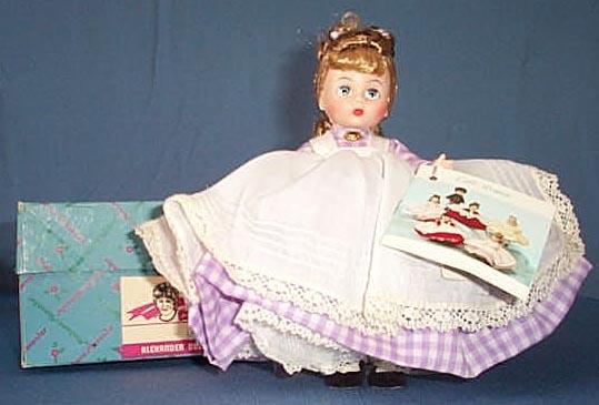 Madame Alexander's Meg Doll (Little Women Collection)