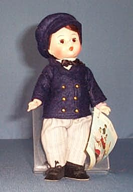 Madame Alexander's Laurie Doll (Little Women Collection)