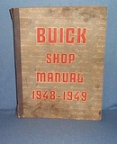 1948-1949 Buick Shop Manual