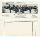 Allentown PA Marine Band billhead