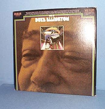 This is Duke Ellington, 2 record LP set