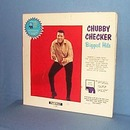 Chubby Checker Biggest Hits LP record