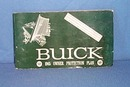 1965 Buick Owner Protection Plan booklet