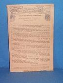 1937 Illinois Herb Company Almanac