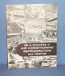 CTI Be a Success in Air Conditioning, Refrigeration and Heating booklet