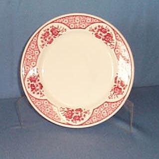Syracuse China Wakefield 6 inch restaurant-ware bread plate