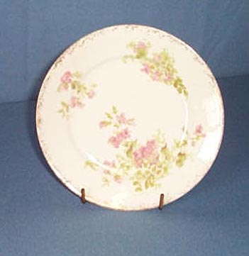 Wm. Beerin Co. Limoges bread plate