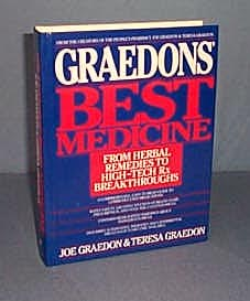 Graedon's Best Medicine by Joe Graedon & Teresa Graedon