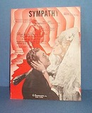 Sympathy Sheet Music  featuring Jeanette Macdonald