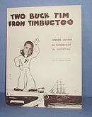 Two Buck Tim From Timbuctoo Sheet Music introduced by Guy Lombardo