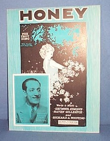 Honey Sheet Music (A Fox Trot Song)