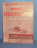 Make It Another Old-Fashioned, Please Sheet Music from Musical Panama Hattie starring Ethel Merman